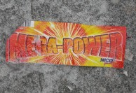 MEGA POWER fireworks