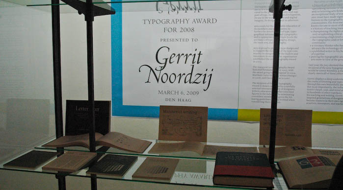 SOTA's Noordzij Display