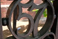 Boston Type - Wrought Iron 57