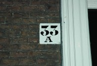 Den Haag House Number 33A