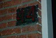 Den Haag House Number 44