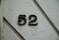Den Haag House Number 52