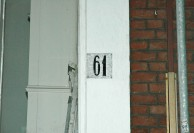 Den Haag House Number 61