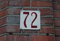 Den Haag House Number 72