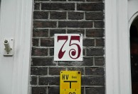 Den Haag House Number 75