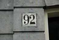 Den Haag House Number 92