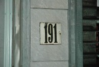 Den Haag House Number 191