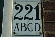 Den Haag House Number 221 ABCD