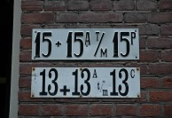 Den Haag House Number 13 + 13A t/m 13P + 15 + 15A t/m 15P