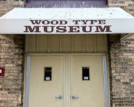 The Hamilton Wood Type Museum