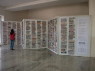 Indian Newspaper Mastheads Exhibition