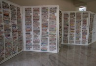 Aksharaya Newspaper Masthead Exhibition