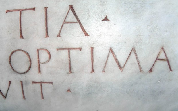 Inscriptions from Florence, Italy