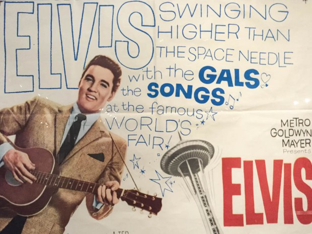 Vintage Elvis ephemera from Graceland