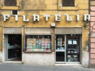 Shop Signs from Rome