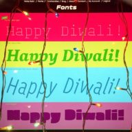 Happy Diwali everyone