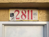 SF House Numbers